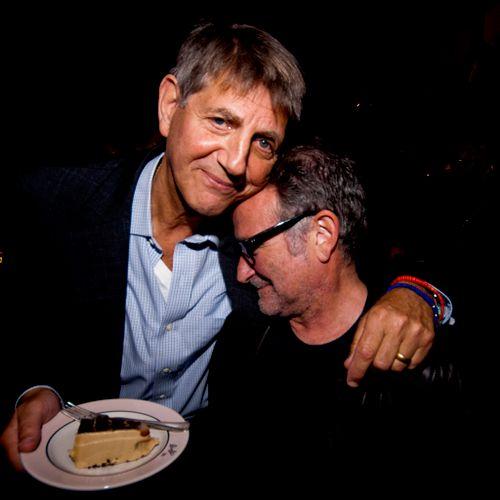 Peter Coyote, Robin Williams