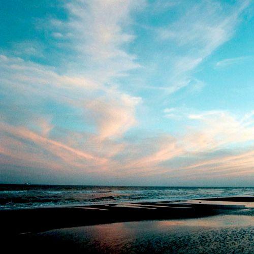 Sunset in Isle of Palms, SC