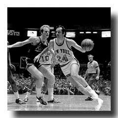 Dollar Bill Bradley at the Madison Square Garden
