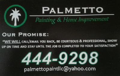 Avatar for Palmetto Painting and Home Improvement LLC Clarksville, TN Thumbtack