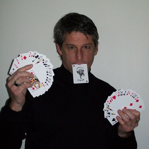 Tim the Magician!    -  ... visual, comical, interactive, and deceptive magic for all occasions! Call 410 258-2581 to book a show...