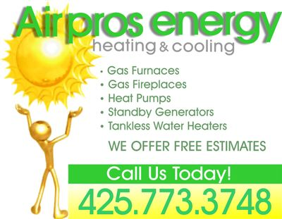Avatar for Air Pros Energy Lynnwood, WA Thumbtack