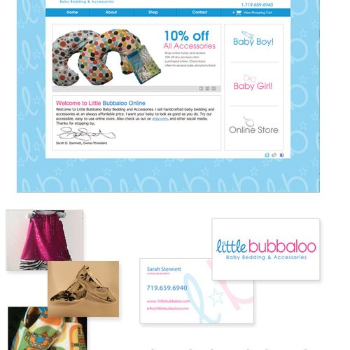 Little Bubbaloo Baby Boutique