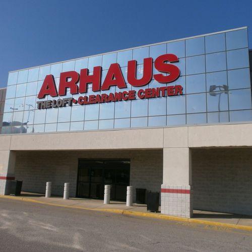 Arhaus Furniture Flat Roof Repairs in Brookpark