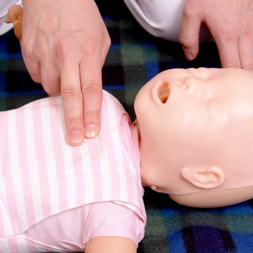 Berkeley and Oakland Infant and Child CPR classes