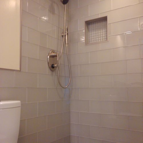 Bathroom Remodeling, Washington DC