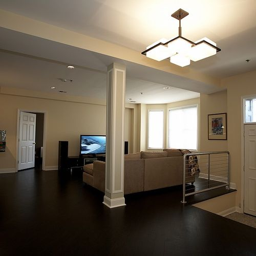 Paint and decoration full house in Long Island