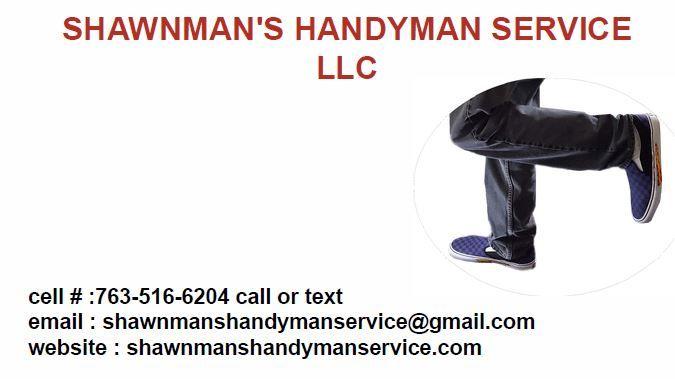 Shawnman's Handyman Service LLC