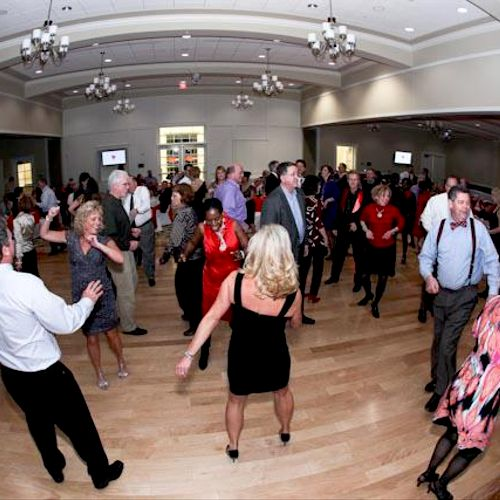 People dancing at my event