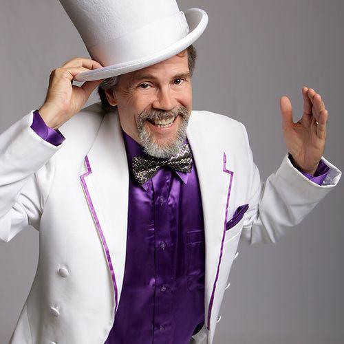 Bill Packard, the Magic Man
