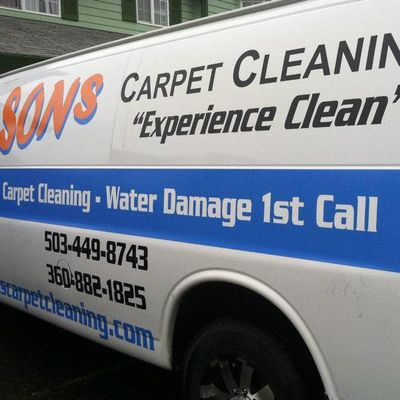 Avatar for SONS Carpet Cleaning Vancouver, WA Thumbtack