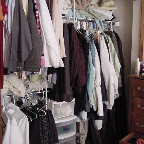 Closet - Before