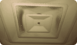 Air vent before cleaning!