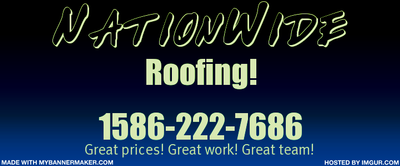 Avatar for Nationwide Roofing Detroit, MI Thumbtack
