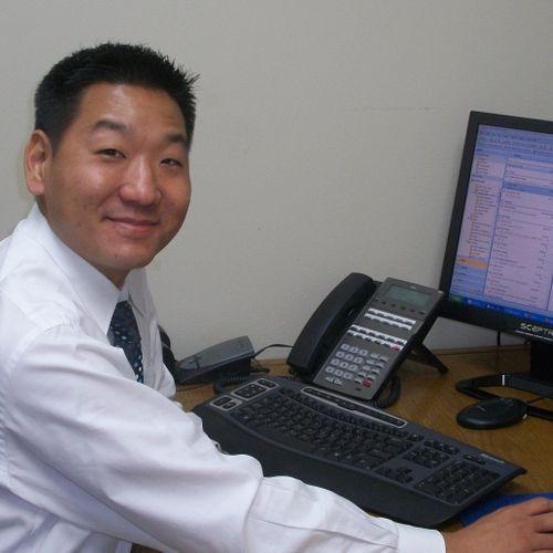 Chang and Carlin, LLP Partner and Attorney David Chang.