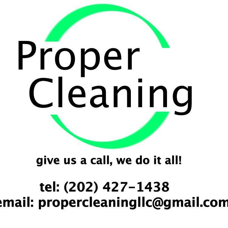 Proper Cleaning LLC
