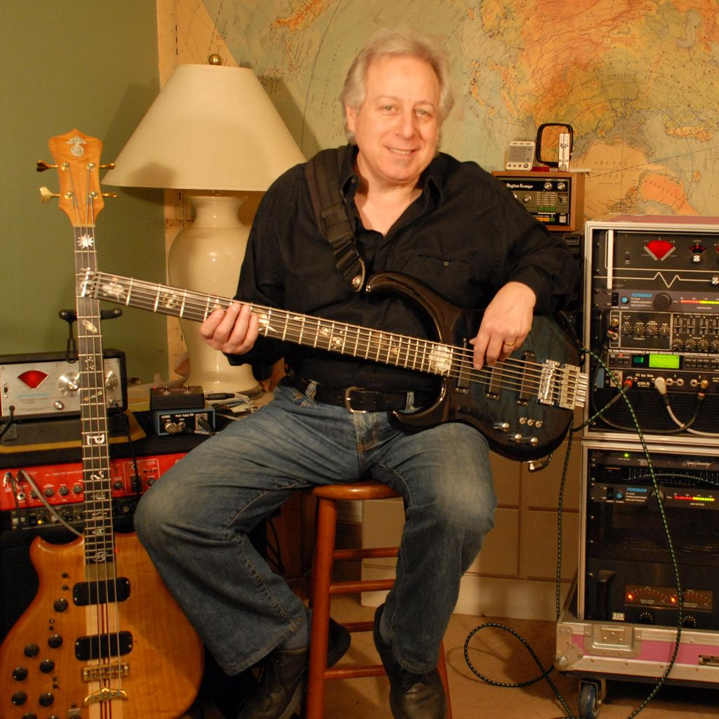 Bass Guitar Lessons with Jerry Mark