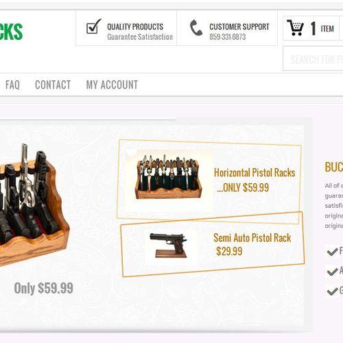 Bucher Gun Racks www.buchergunracks.com