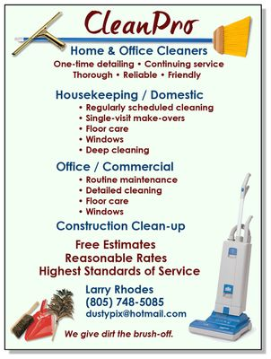 Avatar for CleanPro Home and Office Cleaners Pismo Beach, CA Thumbtack