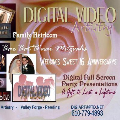 Avatar for Digital Video Artistry