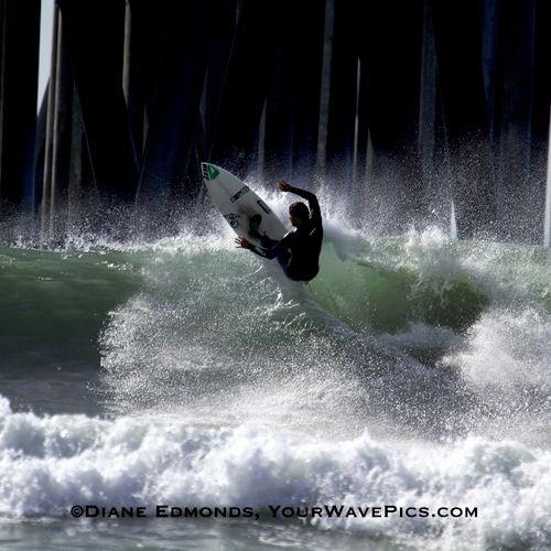 Chris Waring - HB Pier 1/16/11.