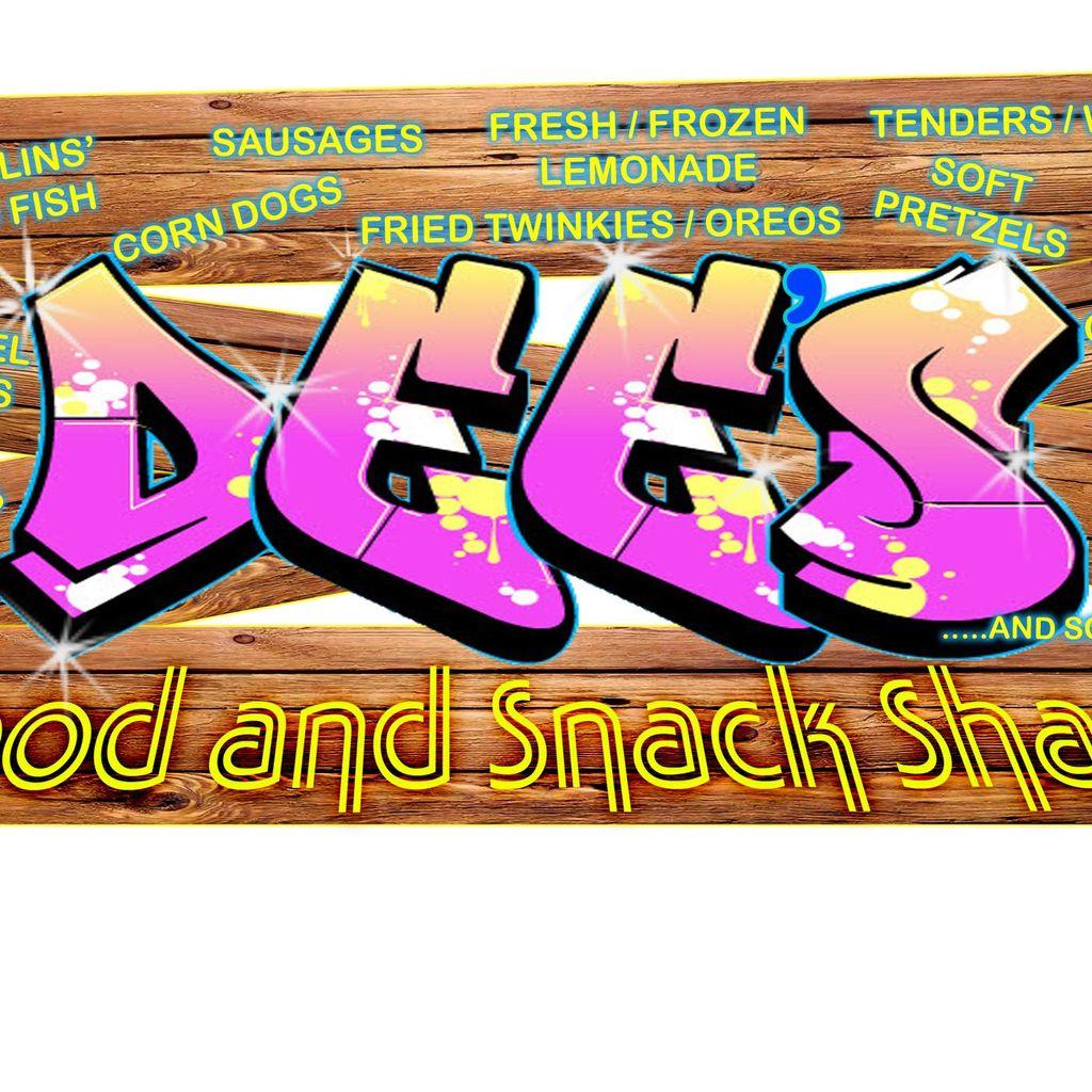 Dee's Food & Snack Shack,llc