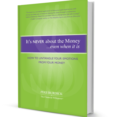 """For a free PDF of my book, check out my website, www.thefinancialwhisperer.com  Sign up for my blog/newsletter and send me an e-mail with """"THUMBTACK"""" in the subject line, and we'll send you back the book."""