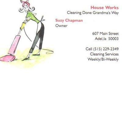 Avatar for House Works Cleaning Services Adel, IA Thumbtack