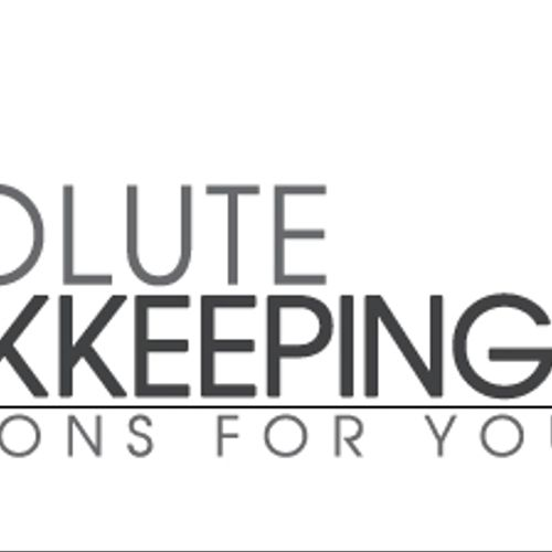 Here is my official Absolute Bookkeeping Solutions logo.