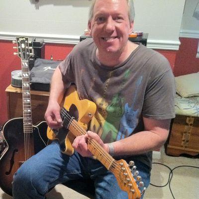 Avatar for Guitar Lessons - Scott Mize Lees Summit, MO Thumbtack