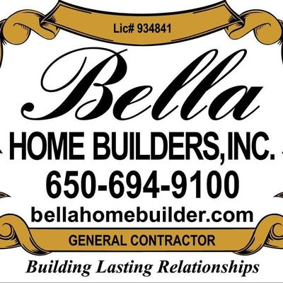 Avatar for Bella Home Builders, Inc. Los Altos, CA Thumbtack