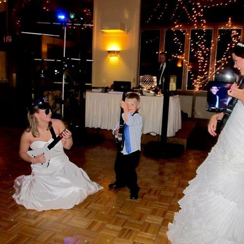 Wedding at Hunter Mountain 10-10-12
