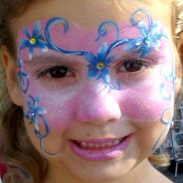 Flower Crown Face Painter Tampa, FL