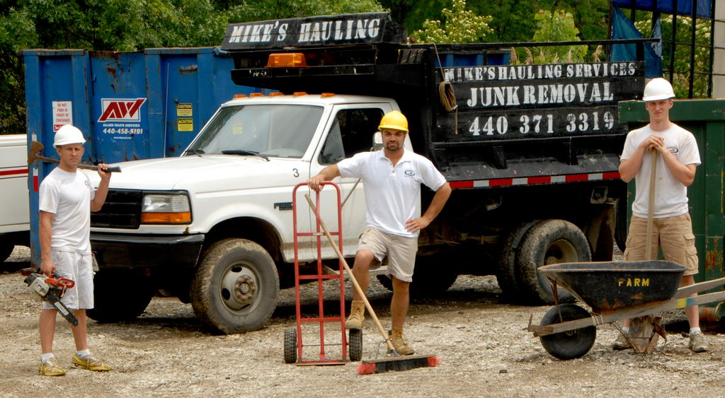 Mike's Hauling Services, LLC