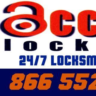 Access Lock and Key
