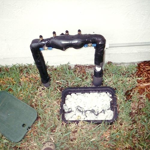 If a zone stays running and won't shut off, you could have a valve problem. Valves are the heart of your sprinkler system. Call Hunter Sprinkler Repair for all of your sprinkler repair needs.