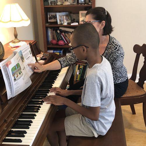 Piano- Child under 12