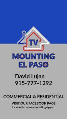 Avatar for Tv mounting El Paso El Paso, TX Thumbtack
