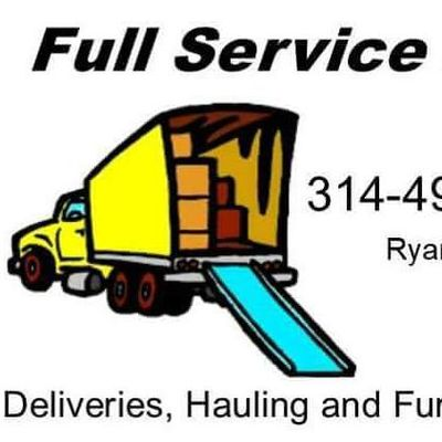Avatar for Full Service Moving Saint Louis, MO Thumbtack