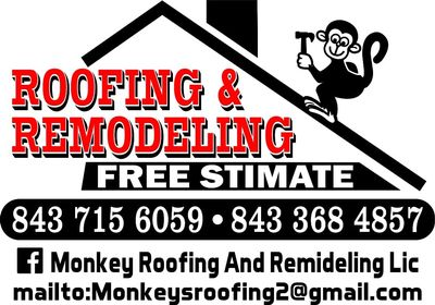 Avatar for Monkey Roofing and remodeling Hardeeville, SC Thumbtack