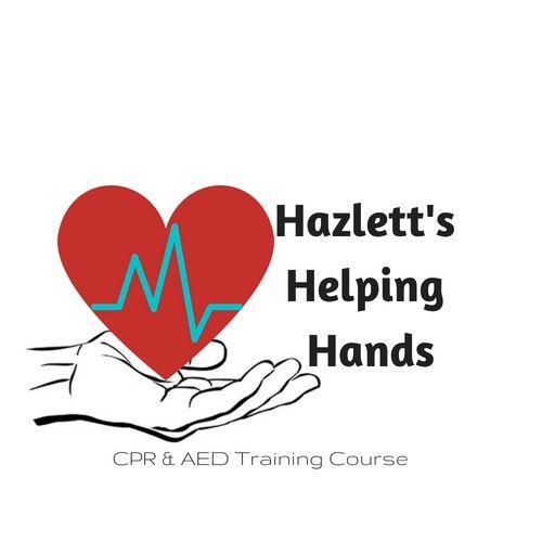 Hazlett's Helping Hands CPR Training