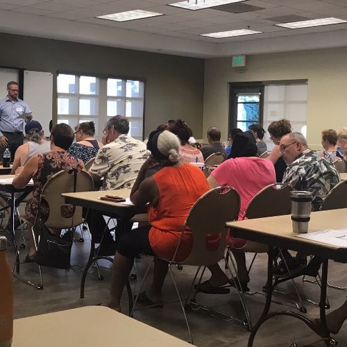 Retirement & Social Security Seminar at Goldy S Lees Community Center in Rancho Cucamonga CA on July 24, 2018