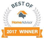 """We have received the """"Best of 2017"""" award and have done so for the last 5 years!"""