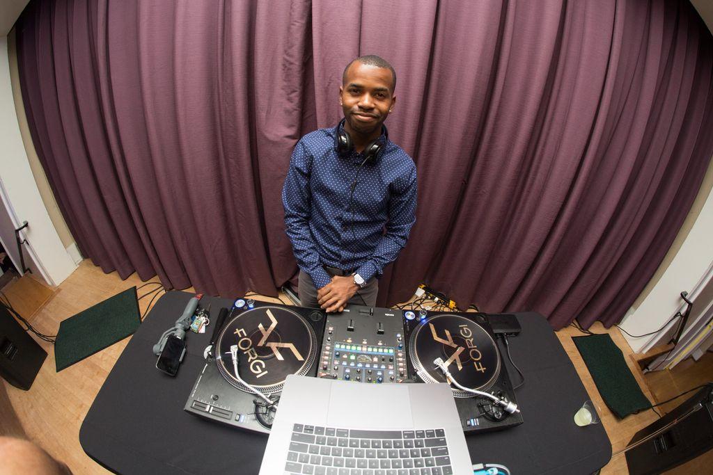 DJ Forgi Entertainment
