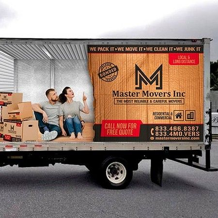 Master Movers Inc