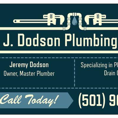 Avatar for J. Dodson Plumbing Bauxite, AR Thumbtack