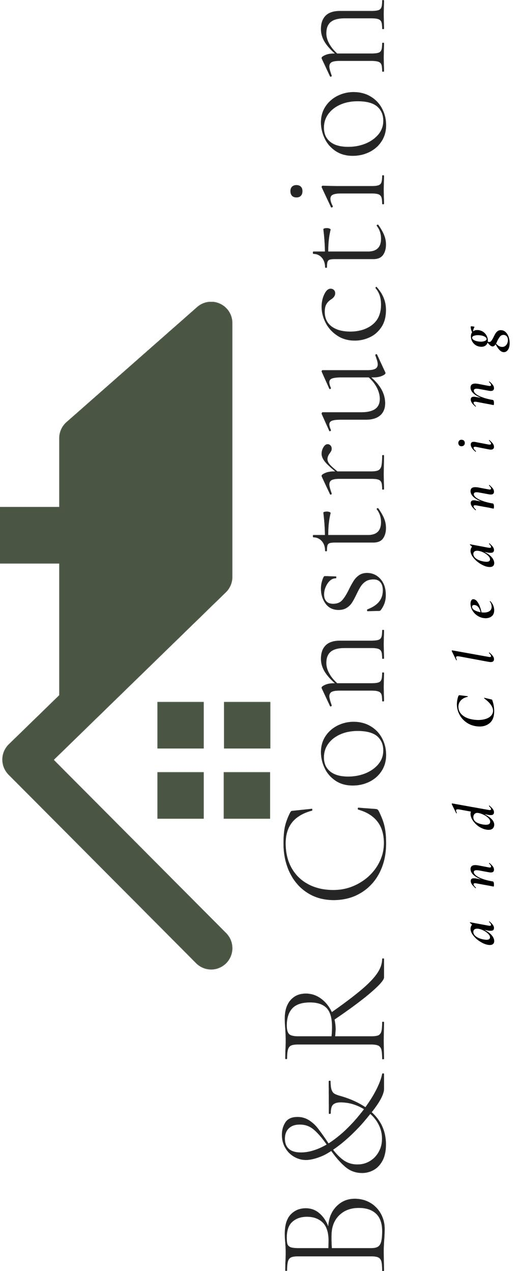 B & R Construction and Cleaning , LLC