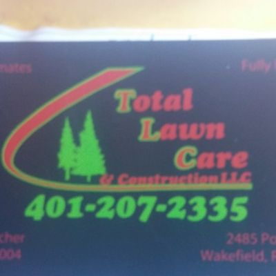 Avatar for Total Lawn Care and Construction LLC Wakefield RI