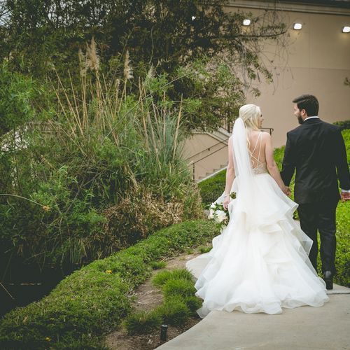 Wedding Romance Walk