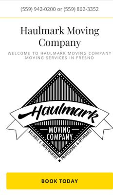 Avatar for Haulmark Moving Company Clovis, CA Thumbtack